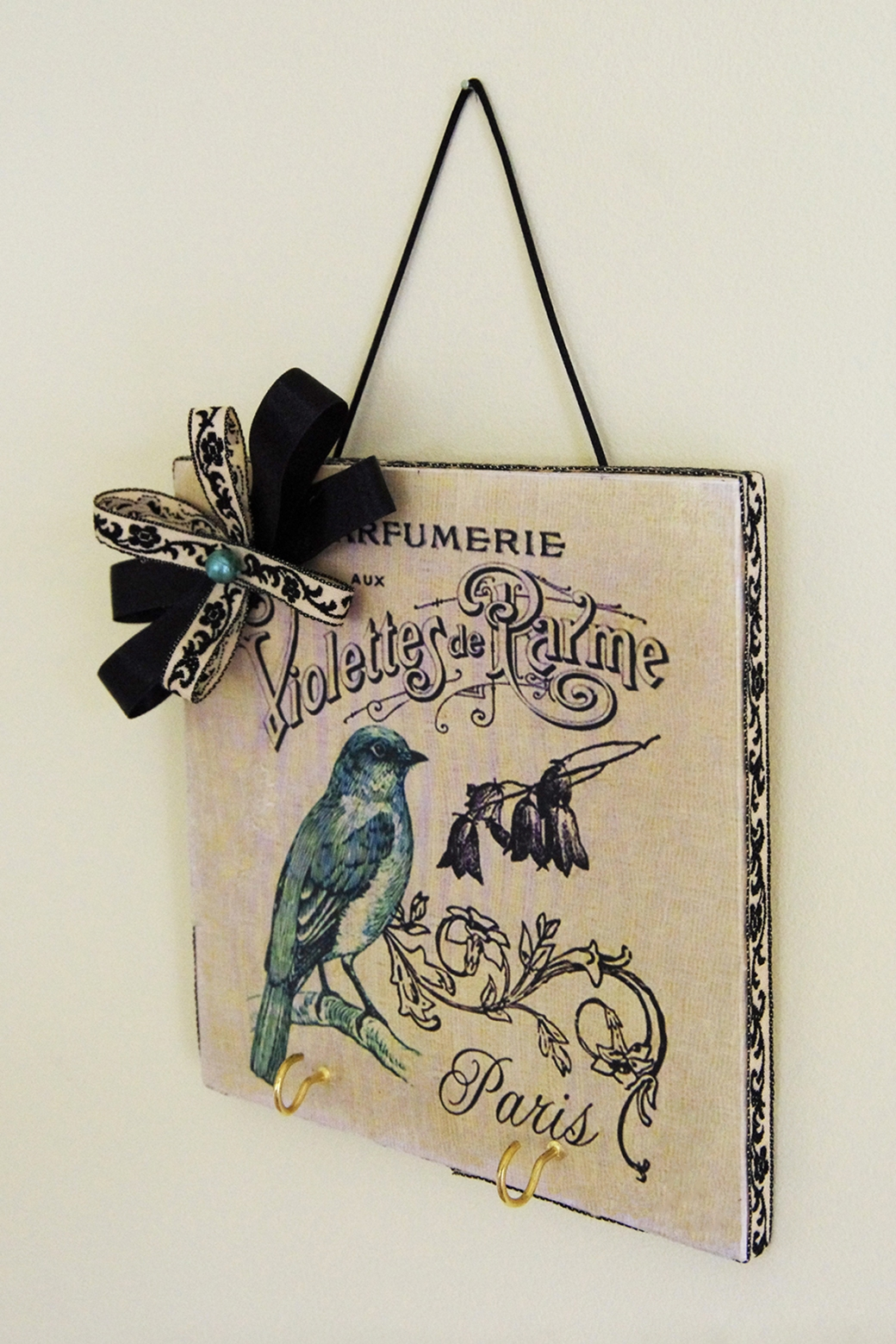 Bird Key Plaque