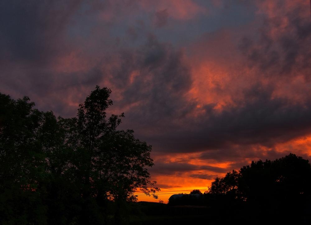 Sunset 2 - IMGP5722 a
