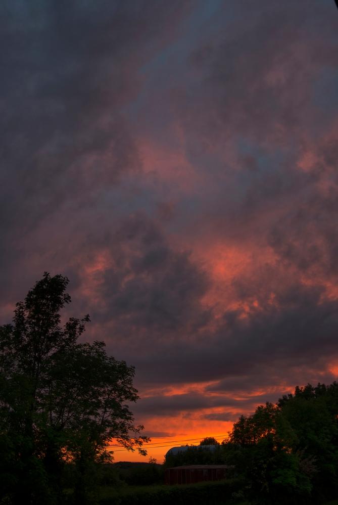 Sunset 4 - IMGP5730 a